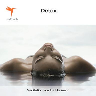 myCoach 4 - Detox - negative Denkmuster lösen Cover