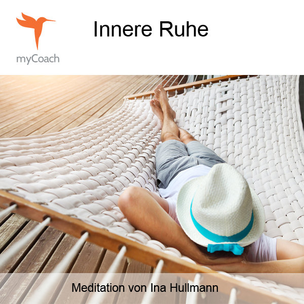 myCoach 9 - Innere Ruhe Cover