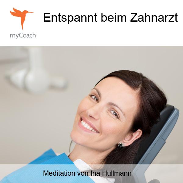 myCoach 15 - Entspannt beim Zahnarzt (und im OP) Cover