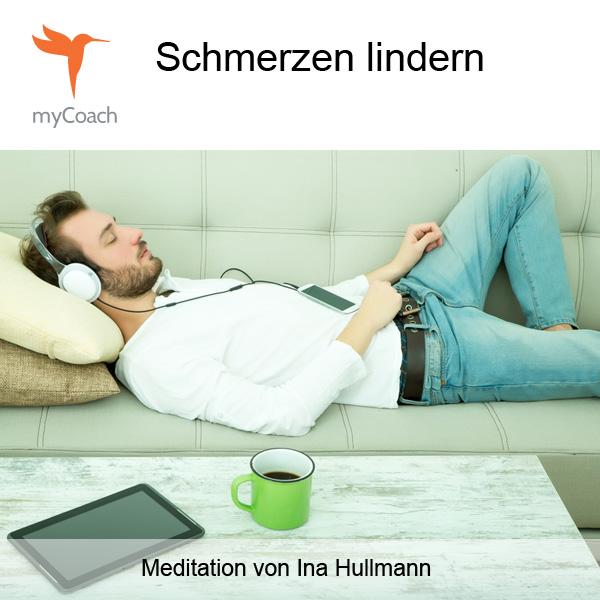 myCoach 16 - Schmerzen lindern Cover
